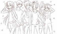 line best friends by sasucchi95 on deviantart