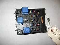 95 98 Nissan 200sx Oem In Dash Fuse Box With Fuses And