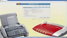 Faxfunktion In Der Fritzbox Einrichten Und Faxe Per E Mail