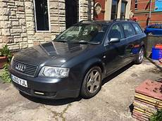 free service manuals online 2002 audi a6 interior lighting audi a6 avant 2002 grey metallic paint and full leather interior manual gearbox in newport