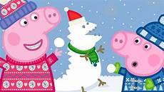 Ausmalbilder Weihnachten Peppa Wutz Peppa Wutz Frohe Weihnachten Schnee Peppa Pig