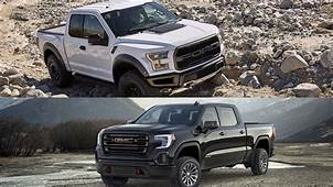 Comparison Is The GMC Sierra AT4 A Solid Alternative To