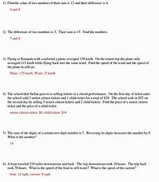 solving systems of equations by elimination worksheet answers with work briefencounters