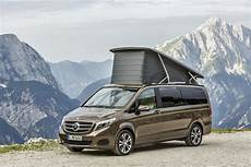 Mercedes V Class Marco Polo Edition Is The Ultimate