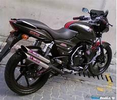 Bike Modification Pulsar 150