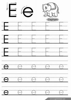 free letter e tracing worksheets 24132 letter tracing worksheets letters a j letter worksheets for preschool letter tracing