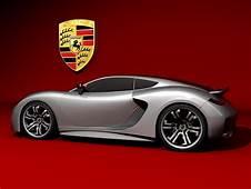 Porsche Supercar Concept By Iranian Designer Emil Baddal