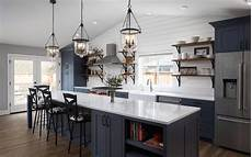 Modern Farmhouse Kitchens