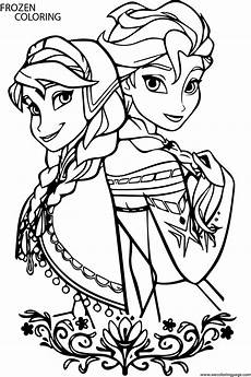 frozen snow troll coloring page wecoloringpage