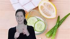Gesichtsmaske Selber Machen Gegen Pickel 3 Masken