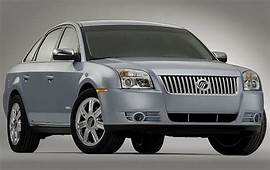 Used 2008 Mercury Sable Pricing  For Sale Edmunds