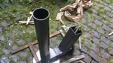 Rocket Stove Burning Chamber Raketen Ofen Brennrohr