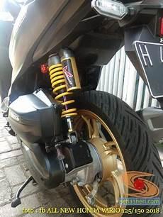 Modifikasi Shock Belakang Scorpio by Kumpulan Modifikasi Shock Belakang Honda Vario 125 Dan 150