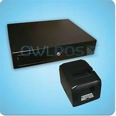 star tsp654lan receipt printer cash drawer combo tsp650 square shopkeep ebay