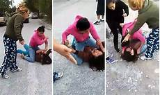 teenager betten video shows mexican teen girl beating rival and slamming