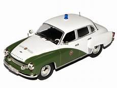 масштабная модель Wartburg 311 Volkspolizei полиция гдр