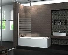 Duschwand Glas Badewanne - duschwand aus glas f 252 r badewanne ᐅ dusche walk in dusche