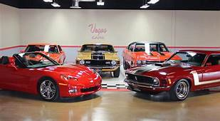 Classic Cars & Muscle For Sale In Las Vegas NV