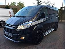 2015/15 FORD TRANSIT CUSTOM LIMITED 155PS RS EDITION SWB