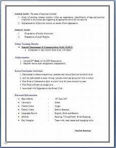 resume format for 3 years experience in net 3 years experience resume in accounting