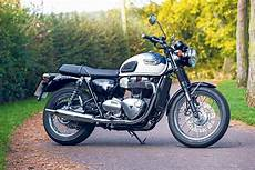 triumph bonneville t100 2017 on review mcn