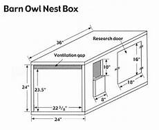 barn owl house plans birdhouse and nest box plans for several bird species