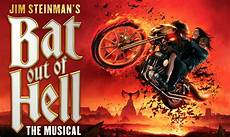 Musical Bat Out Of Hell - bat out of hell musical coming in 2017 best classic bands