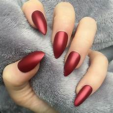 the most perfect red nail designs to have a sexy look in 2020