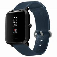 Bakeey Canvas Leather Band Amazfit by Bakeey 20mm Genuine Leather Band For Xiaomi
