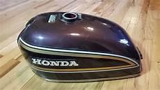 Honda Cb750 Tank honda cb750 gas tank how to