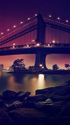 i0mag wallpaper manhattan bridge suspension bridge new york