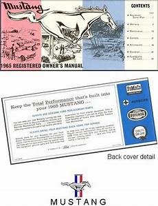 service and repair manuals 1965 ford mustang electronic throttle control 1965 ford mustang owner s manual 1965 repair assembly manual