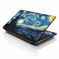 Skin Decal Sticker Cover Wrap Protector by Starry Laptop Sticker Decal Skin Cover Protector For