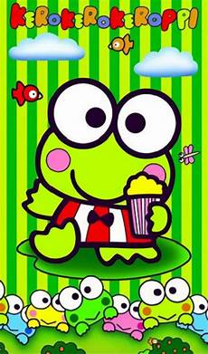 Keroppi Wallpaper Iphone Wallpaper Ponsel Dan