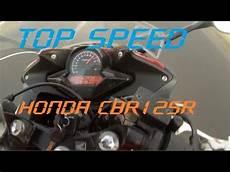Vitesse Max Top Speed Honda Cbr 125 R 2013 Repsol