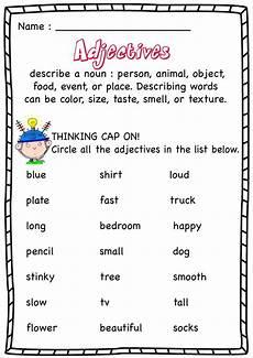 adjectives worksheets esl worksheets adjective worksheet worksheets esl