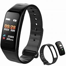 Color Waterproof Blood Pressure Measure by Color Screen Waterproof Wristband Rate 2019 Smart