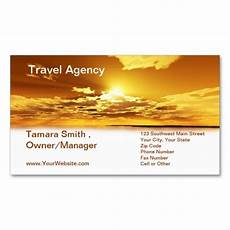 travel agency business card design template travel agency business card template zazzle