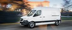 Mercedes Presents Third Generation Of The Sprinter