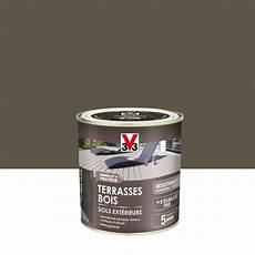 peinture sol ext 233 rieur terrasse bois v33 brun havane 0