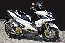 Yamaha Aerox Modif by Yamaha Aerox 17 Samarinda No Modif Not Bss Cuy