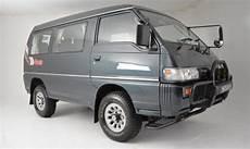 1991 mitsubishi delica 5 speed turbo diesel delicausa