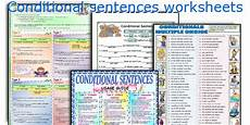 english teaching worksheets conditional sentences