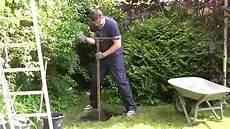 brunnenbohren anleitung das bohren well