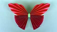 Basteln Mit Kindern Einfachen Origami Schmetterling