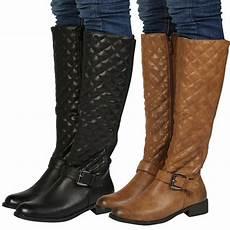 weite schuhe damen womens wide calf stretch winter knee
