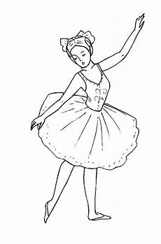 ballerina coloring pages coloring sky