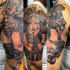 125 masculine aztec tattoo ideas trending right now
