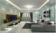Wohnzimmer Decken Ideen - 40 moderne wandfarben ideen f 252 r das wohnzimmer
