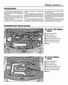 how to download repair manuals 2005 audi tt transmission control audi tt haynes manual repair manual workshop service manual 1999 2006 ebay